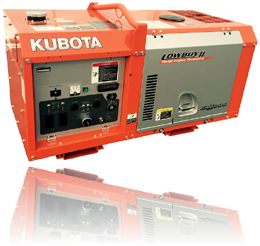 Diesel Generators for Home Power or Off-Grid Electricity