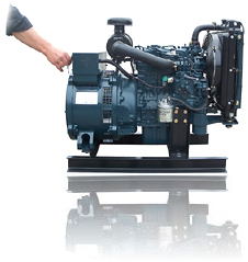Kubota Generators for Prime Power Use or Emergency Power