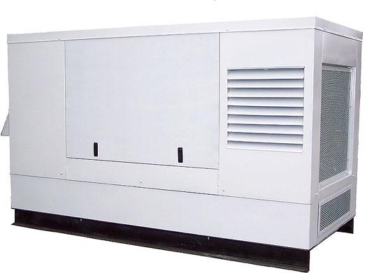 General Motors 50 Kw Propane Natural Gas Generator With
