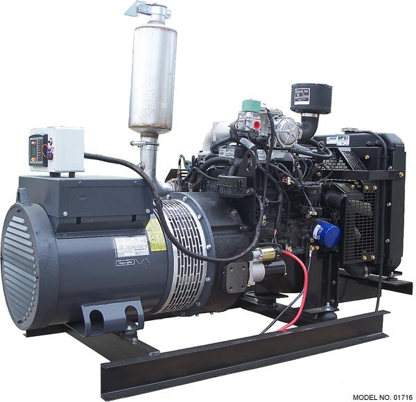Central Maine Motors >> General Motors 30,000 Watt Propane/Natural Gas Generator