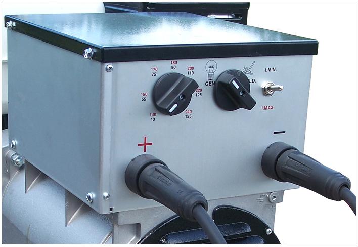 Honda Gas Engine Drive Welder + Generator