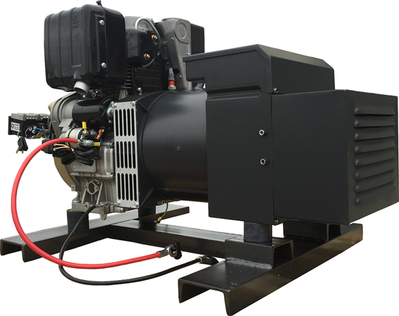 Kohler Diesel Dc Generator
