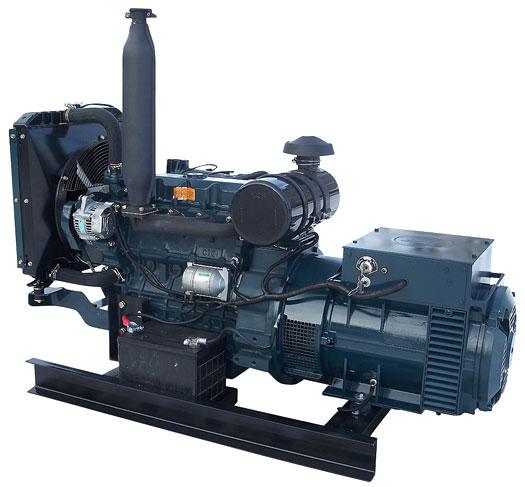 Kubota 40 KW Diesel Generator