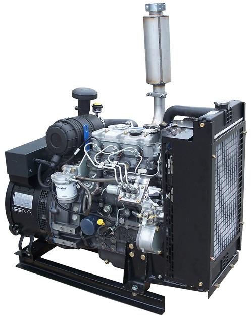 Perkins 10 000 Watt Diesel Generator