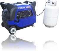 Triple fuel yamaha ef2800i inverter generator autos weblog for Yamaha propane inverter generator