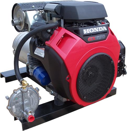 15 000 Watt Propane Natural Gas Generator