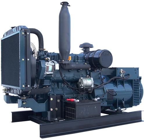 Kubota 21 kW Diesel Generator